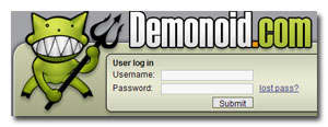 Tracker privado Demonoid.com