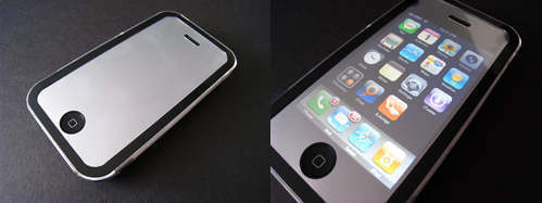iShield mirror para iPhone