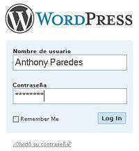 Aprendizaje: WordPress 2.5 para novatos
