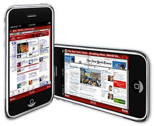 Apple no permite el navegador Opera Mini en su iPhone