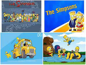The-Simpsons-Wallpappers