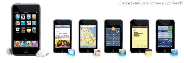Iphone y Ipod Touch