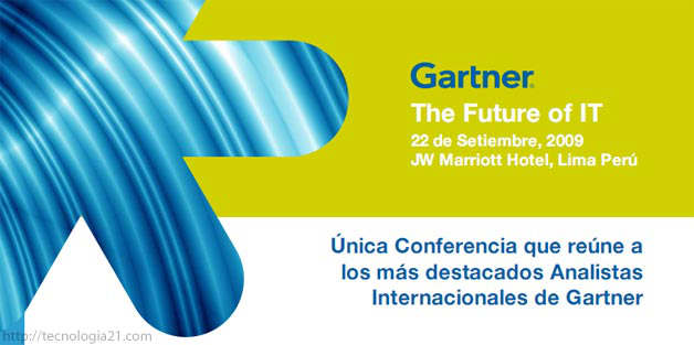 The Future of IT: Exitoso evento de Gartner en Perú