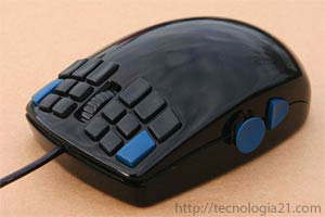 Mouse OpenOffice, similar a un BlackBerry