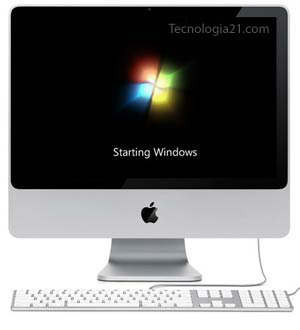 BootCamp de Apple con Windows 7