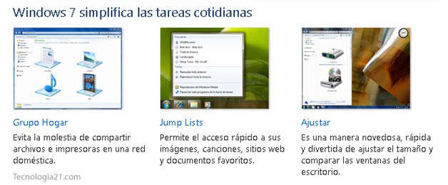 trucos para windows 7