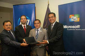 Microsoft y HP, netbooks para universitarios