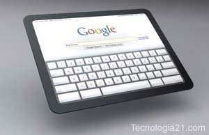 Google Android Tablet