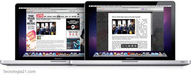 Safari 5, navegador web de Apple