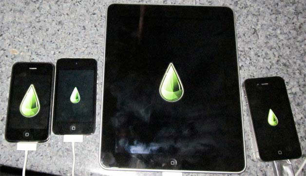 jailbreak iphone 4, iphone3gs y ipod touch vía limera1n