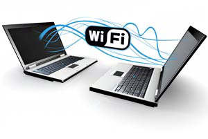 wifi direct datos cables