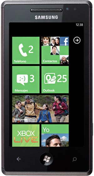 windows 7 phone