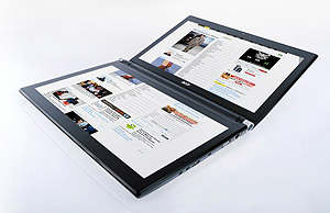 Acer Iconia laptop doble pantalla dual screen