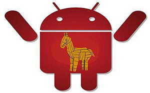 google android troyano malware virus smartphone ataque