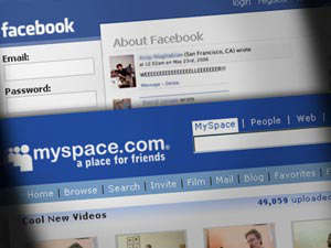 facebook acepta myspace