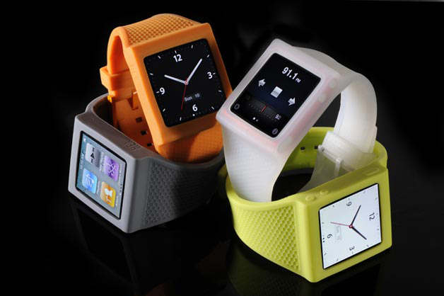 apple ipod nano reloj pulsera