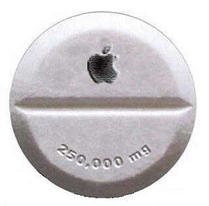 Apple Tablet Pill