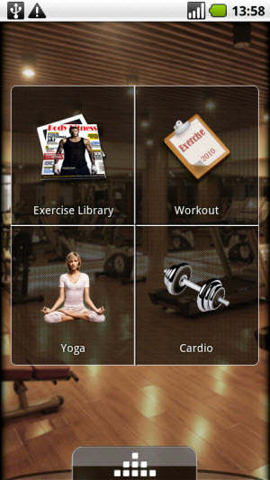 Body Fitness Android gratis aplicacion