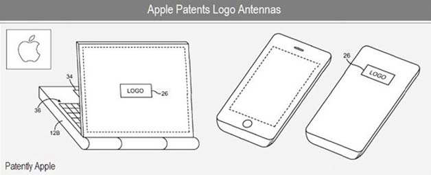apple antena logo
