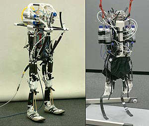 robot atleta athlete