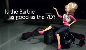 barbie FBI canon