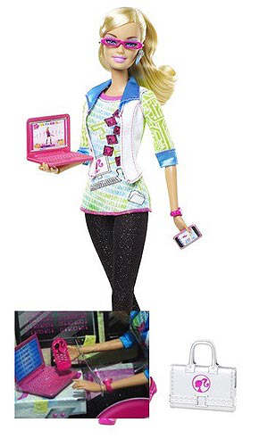 barbie ingeniera informatica