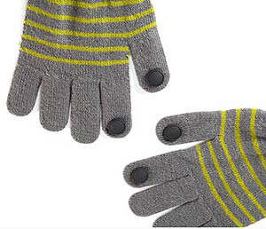 quirky digits gloves iphone touchscreen