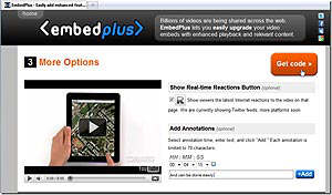 embedplus youtube video embed