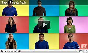 google teach parents tech youtube enseña computacion facil padres