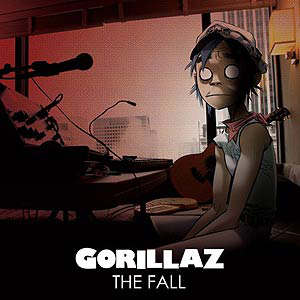 gorillaz fall album ipad