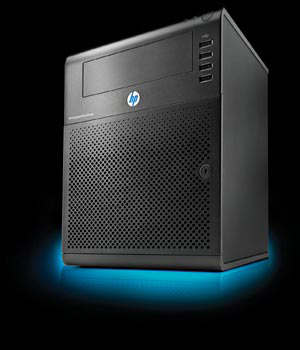 hp pymes servidores