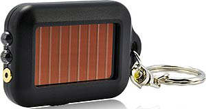 solar led laser pointer