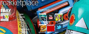 microsoft apple marketplace appstore