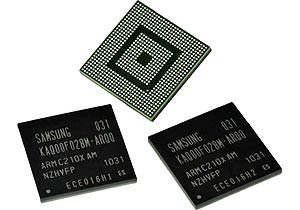 Samsung Dual core processor