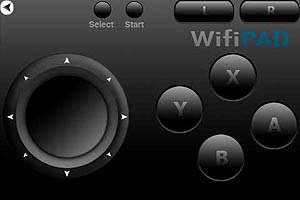 WiFiPad Controller wifi iphone ipad