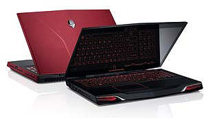 alienware m17x r3 laptop 3d