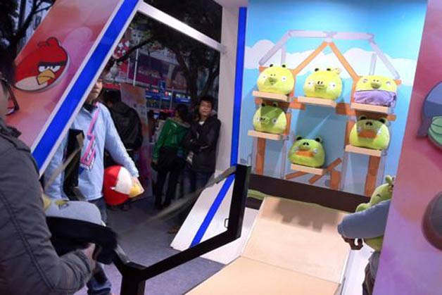 angry birds china