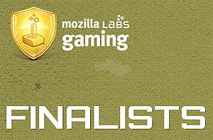 mozilla labs gaming competition
