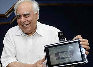 india tablet
