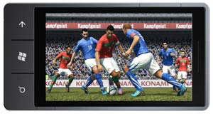 pes windows phone