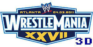 wrestlemania 3d wwe