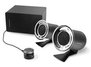 antec 3d soundscience rockus 2.1 speakers
