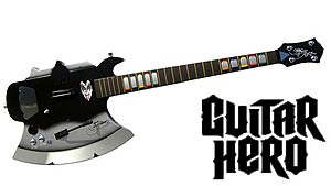 guitar hero axe