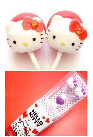 hello kitty audifonos