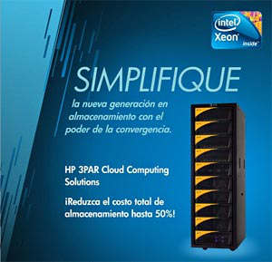 hp 3par cloud