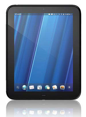 hp touchpad tablet webos