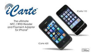 icarte iphone credit card reader