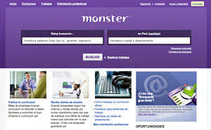 monster trabajo yahoo