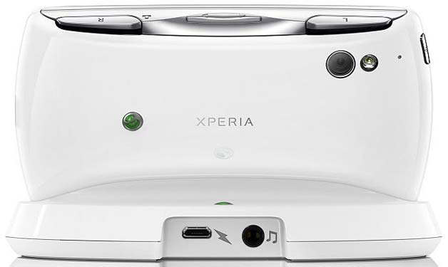 xperia play white o2 uk