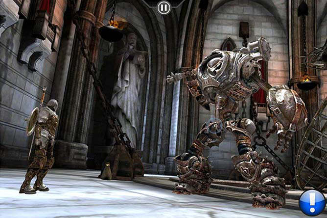 epic games infinity blade ipad 2